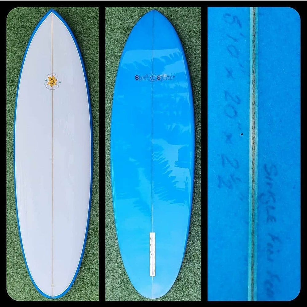 5'10 Surfsticks Single Fin New