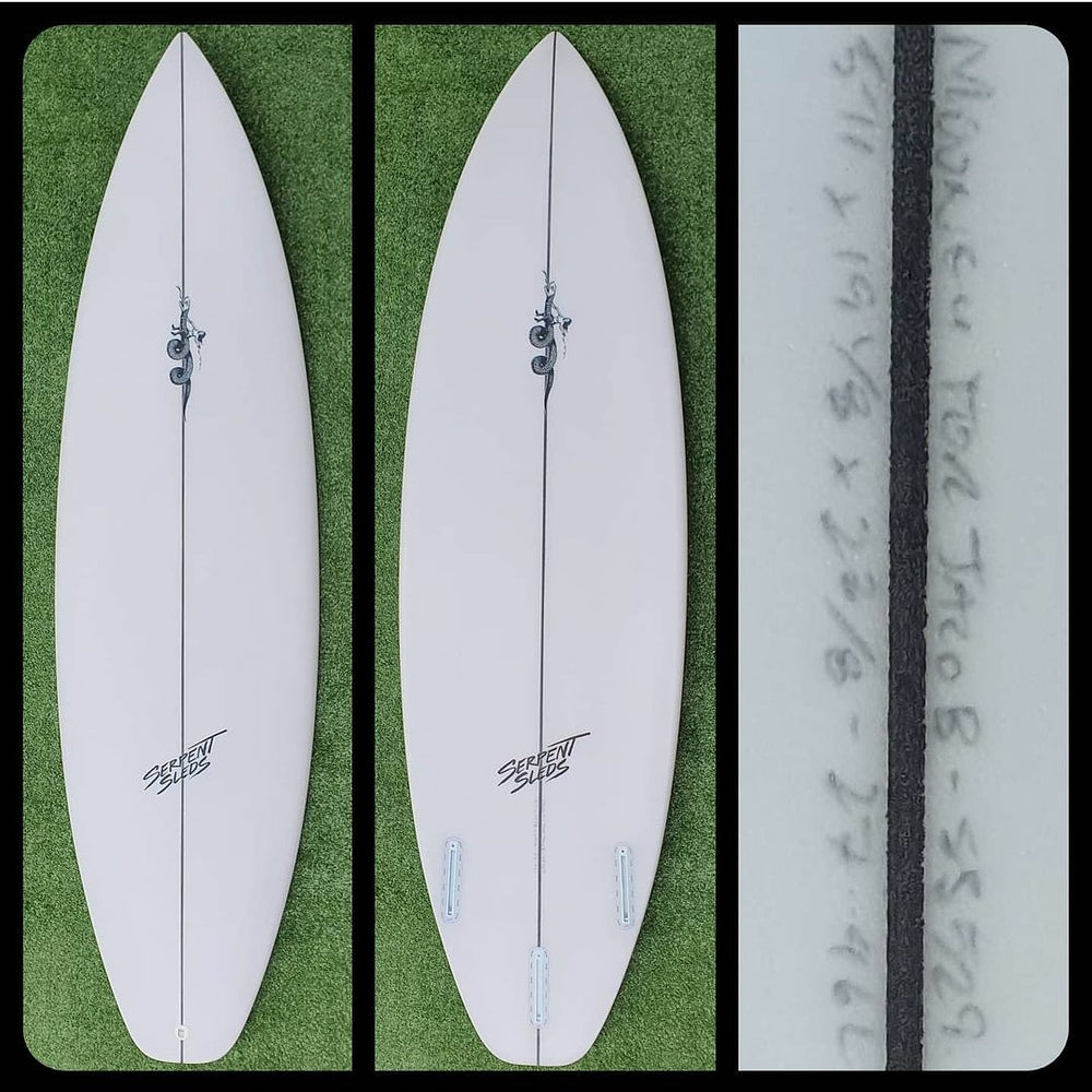 5'11 Serpent Sled Custom New