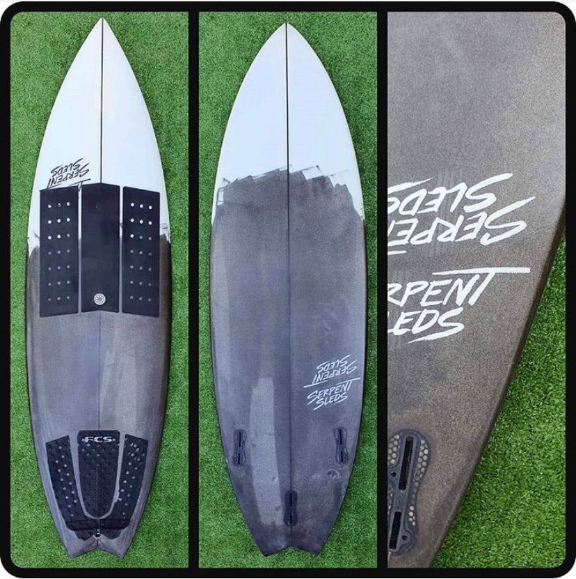 5'6 Serpent Sleds Custom