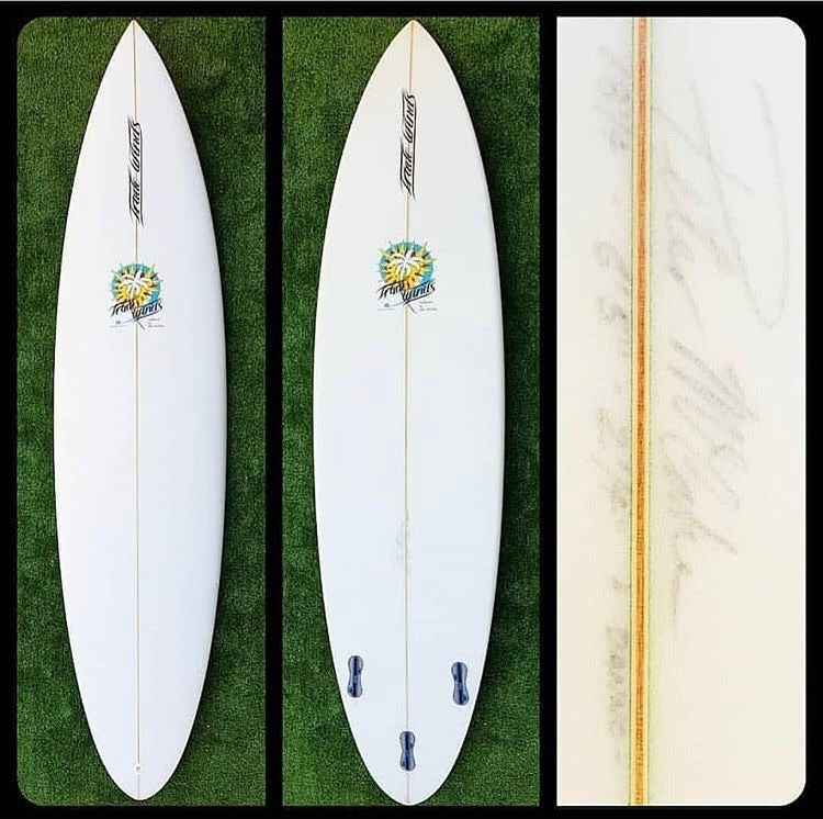 6'6 Peter Mccabe Custom