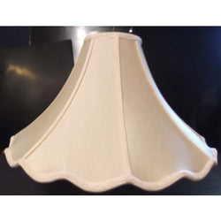 Gorgeous Coolie Shaped Bell With Scalloped Bottom