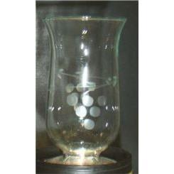 61203 - Colonial Hurricane Lamp Shades