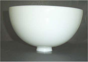 61353 - Opal Diffuser Glass Ten Inches