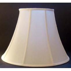 68621 - Cream Bell Fabric Lamp Shades