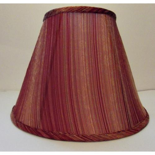 40010 Shades Of Red Table Lamp Shade - 6