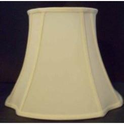 Silk French Oval Lamp Shades
