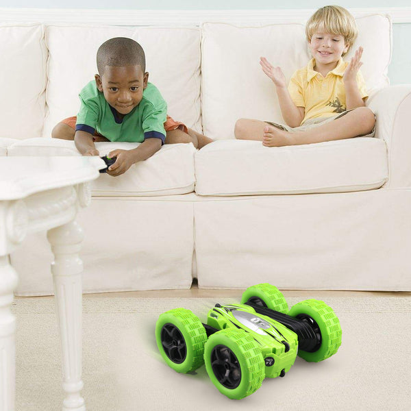 Satkago RC Remote Controlled Car Toys Stunt Vehicle