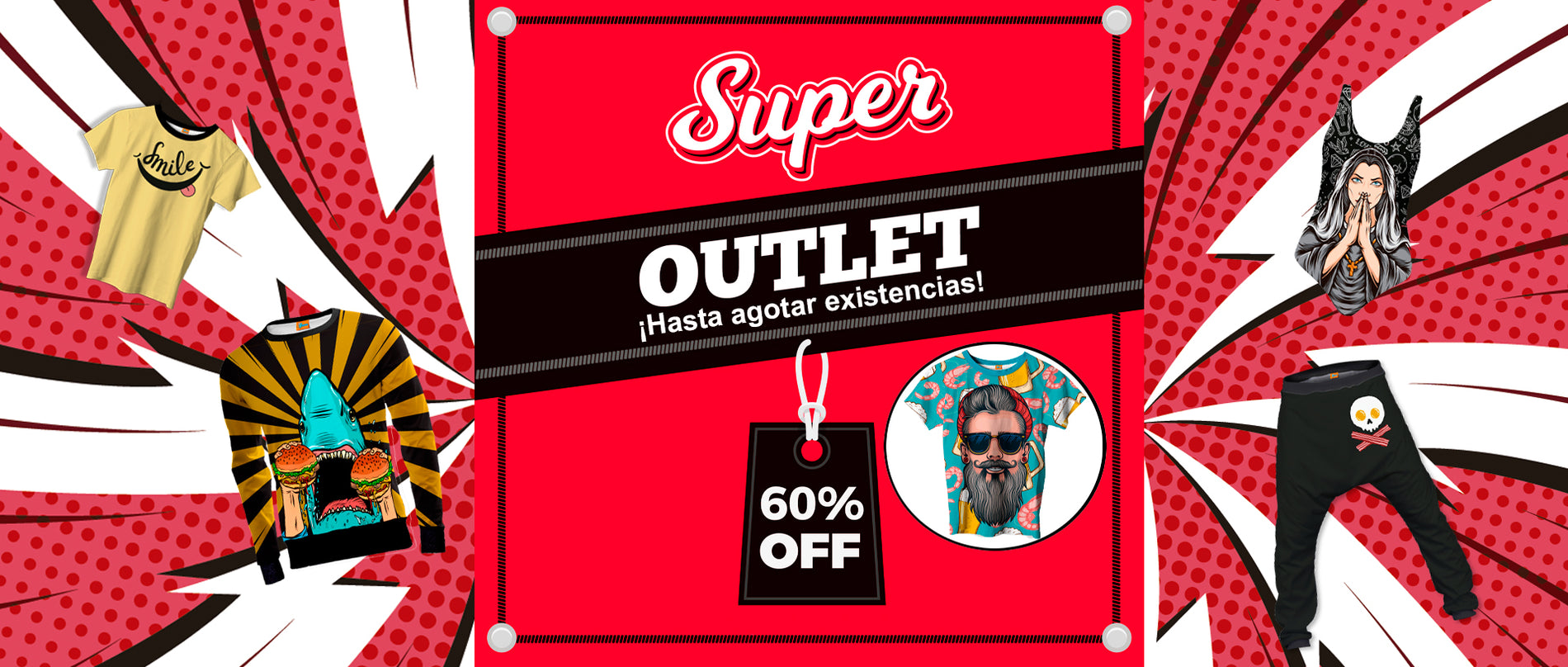 Outlet banner web fishikii