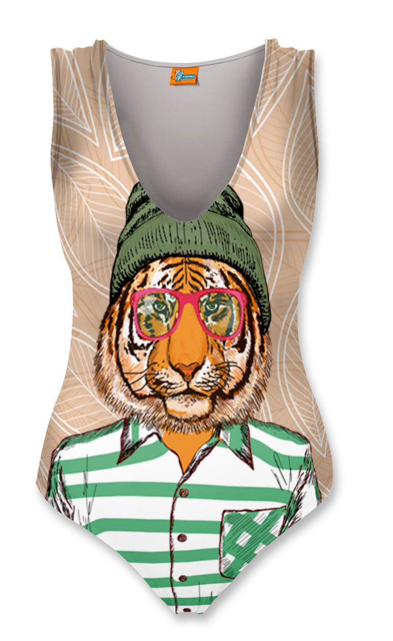 Body Fishikii Tigre Hipster | BODY.09