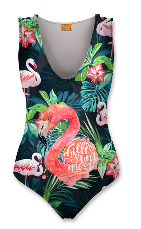 Body Fishikii FLAMENCO TROPICAL| BODY.77
