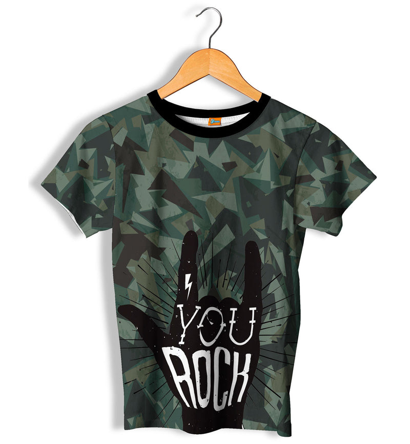Camiseta Fishikii You Rock Unisex | CAM.169