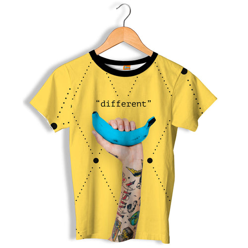 Camiseta Fishikii Banana Different Unisex| CAM.194