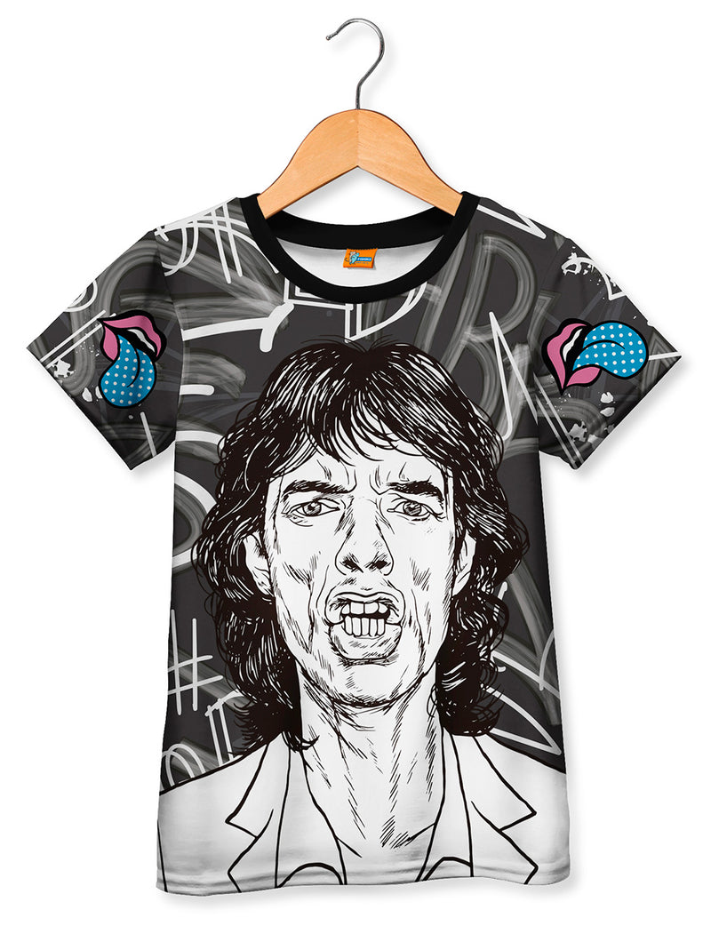 Camiseta Fishikii Mick's World para niños | CAMN.53