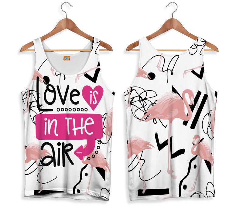 Camiseta de Tirantes Fishikii Love is in the Air | CAMTM.161