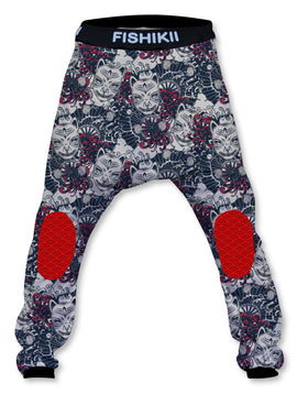 Pantalón Crazy Baggy Unisex Fishikii Japones | CRAZY-BAG-NEW.10
