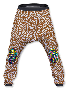 Pantalón Crazy Baggy Unisex Fishikii Colorful Print  | PANT-CRAZY.03