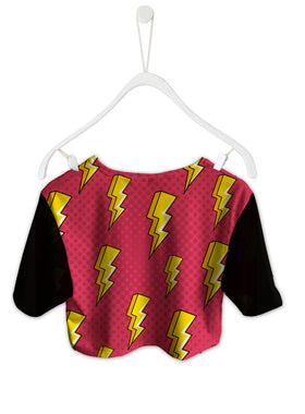 Camiseta Crop Top Fishikii | CROP-TOP.02