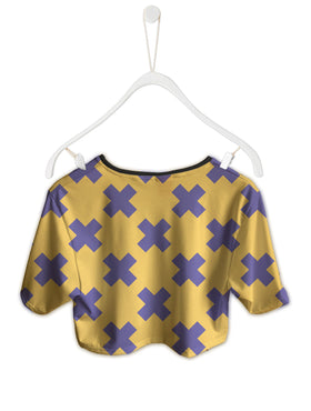 Camiseta Crop Top Fishikii | CROP-TOP.09
