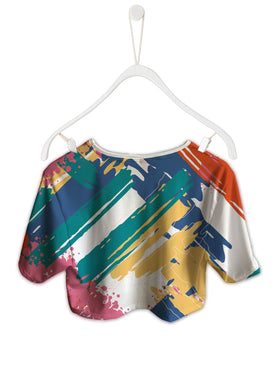 Camiseta Crop Top Fishikii | CROP-TOP.13