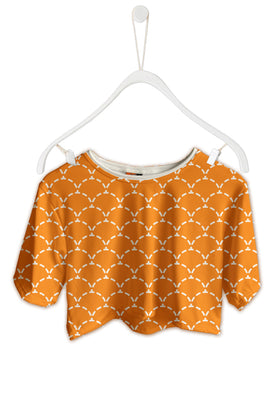 Camiseta Crop Top Fishikii | CROP-TOP.17