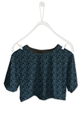 Camiseta Crop Top Fishikii | CROP-TOP.20