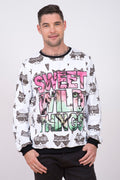 Sudadera Fishikii Unisex Sweet Wild Things | SUD.28
