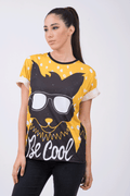 Camiseta Fishikii Be Cool Unisex | CAM.65