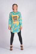 Vestido Sudadera FISHIKII  Good things | VESTSUDL.01