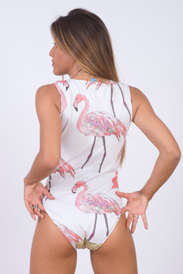 Body Fishikii Flamingo Hipster | BODY.60 - FISHIKII MODA