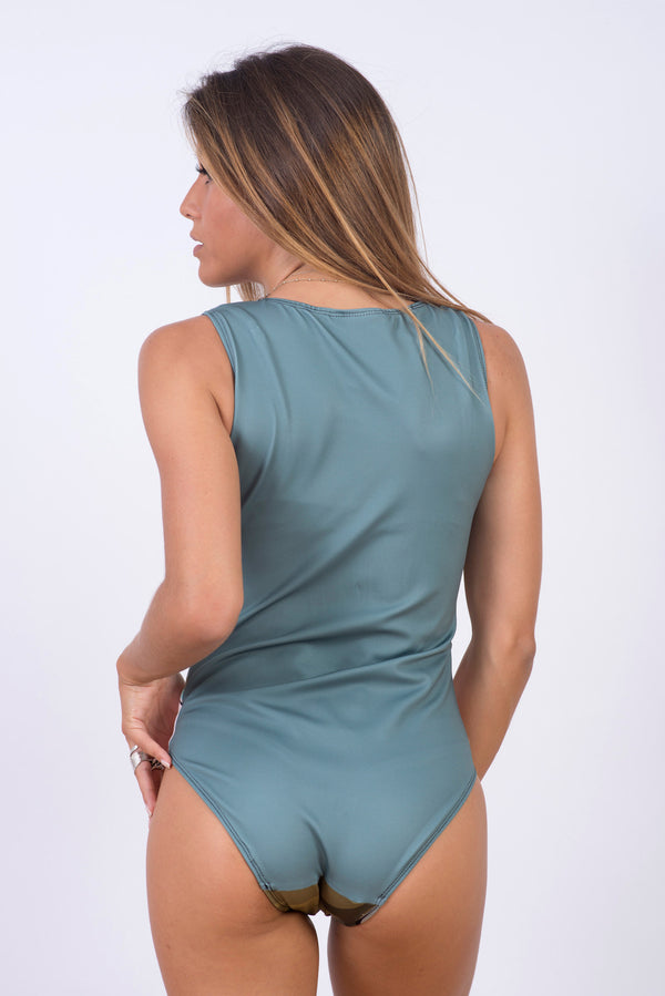 Body Fishikii Mujer Militar | BODY.30 - FISHIKII MODA
