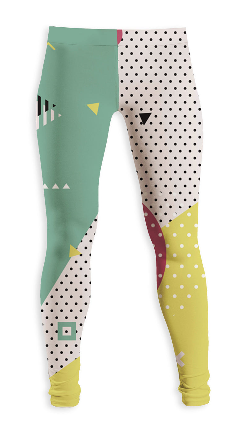 Leggings Fishikii Lunares | LEG.04