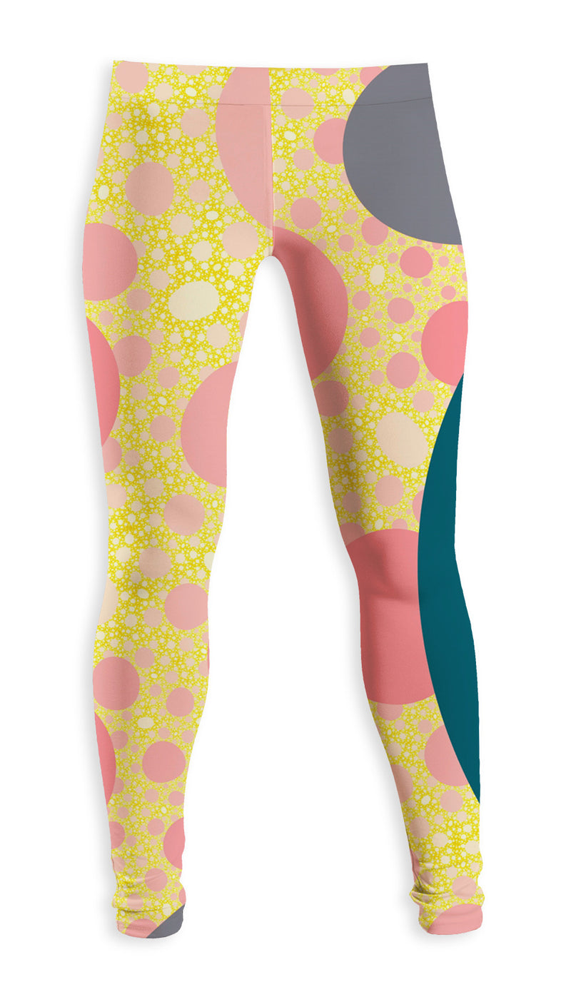 Leggings Fishikii Lunares | LEG.05