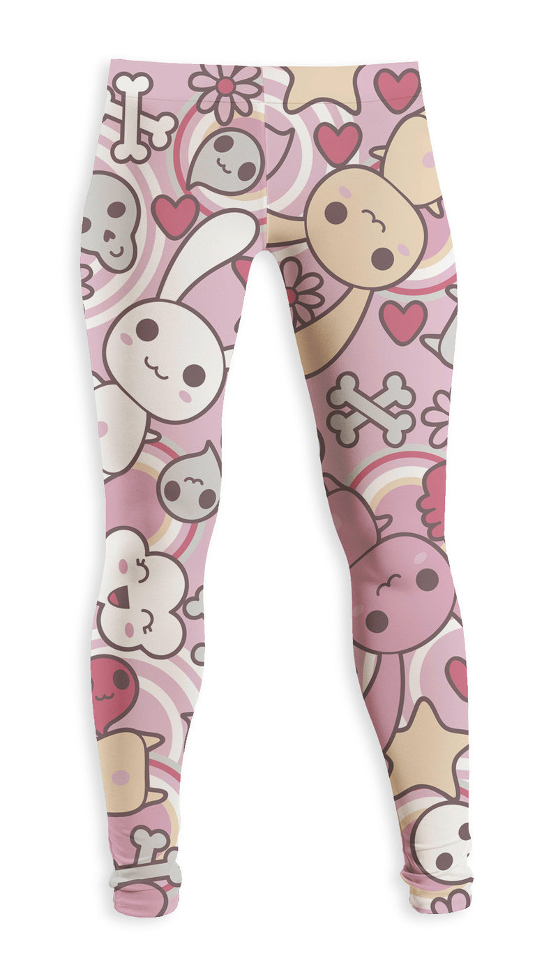 Leggings Fishikii Cartoons | LEG.32
