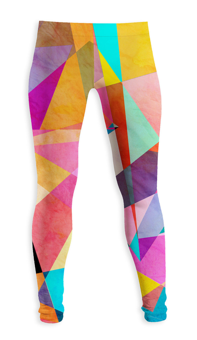 Leggings Fishikii Mosaicos | LEG.37