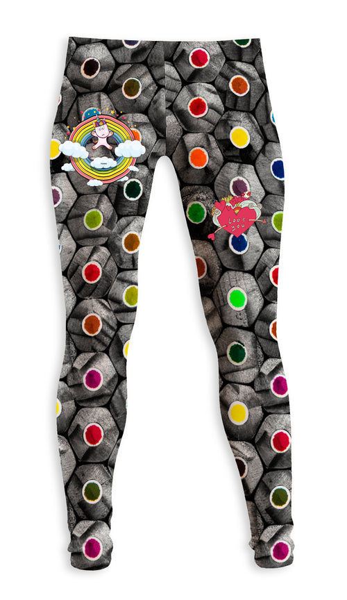 Leggings Fishikii Love You Fishikii | LEG.81