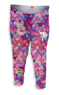 Legging Infantil FISHIKII Stickers | LEGN.09