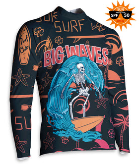 LYCRA BAÑO Unisex Big Waves | LYCRA-SURF.02