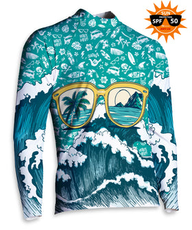 LYCRA BAÑO Unisex Big Glasses | LYCRA-SURF.03