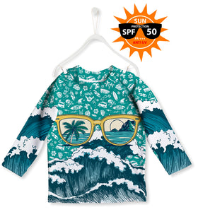 LYCRA BAÑO Big Glasses Infantil | LYCRA-SURFN.03