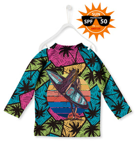 LYCRA BAÑO Freedom As a Lifestyle Infantil | LYCRA-SURFN.06