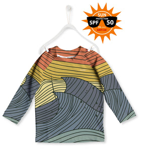 LYCRA BAÑO Catch the Wave Infantil | LYCRA-SURFN.11