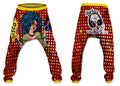 Pantalón Baggy Unisex Fishikii Disco Retro Music | PANH-BAG.06