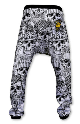 Pantalón Baggy Unisex Fishikii I´m the King | PANH-BAG.39