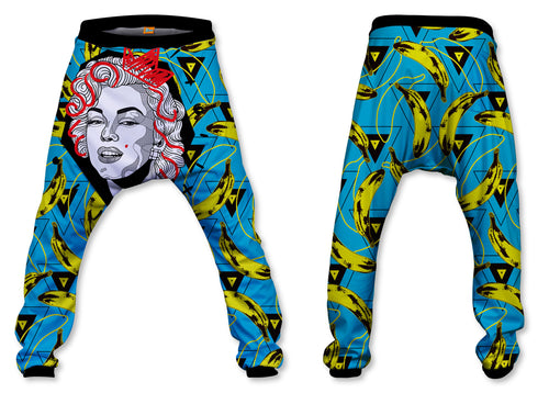 Pantalón Baggy Unisex Fishikii Marilyn Banana | PANH-BAG.44