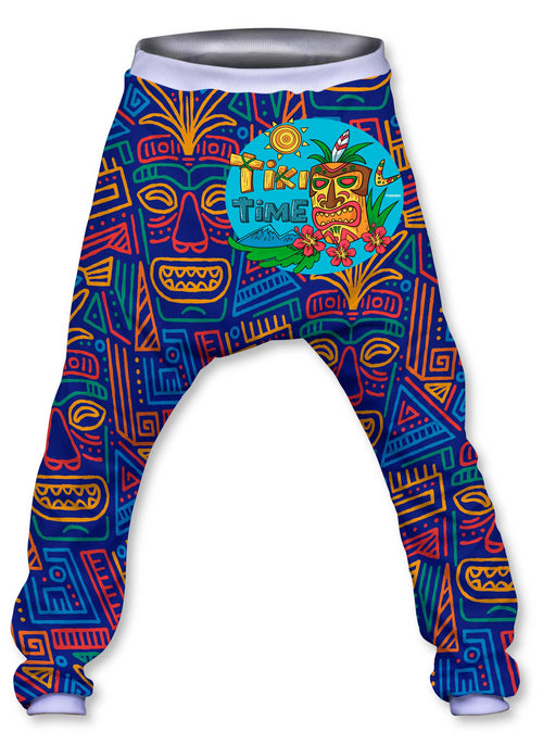 Pantalón Baggy Unisex Fishikii Tiki Time | PANH-BAG.48