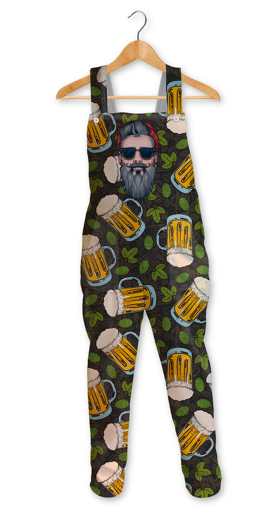 FISHIKII JUMPSUIT MUJER HIPSTER BEER| PANM-PETO.11