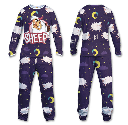Pijama Fishikii Sheep Unisex | PIJ.09