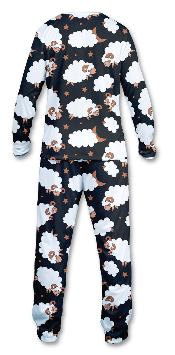 Pijama Fishikii Unisex Sheeps | PIJ.20