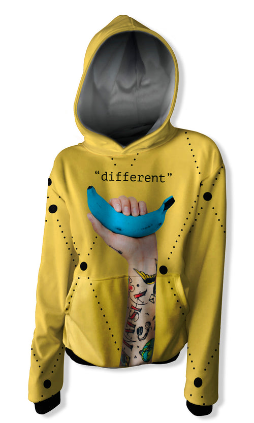 Sudadera con Capucha Fishikii Different | SUD-CAP.02