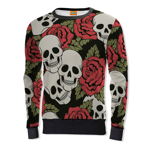 Sudadera Fishikii Addicted calavera| SUD.116